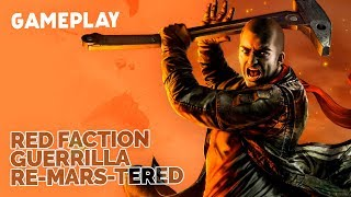 Red Faction Guerrilla Re-Mars-tered - Gameplay ao vivo!