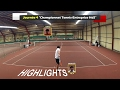Eric (15/4) vs Benoït (15/4) - Match corpo - Highlights - 01/02/2017