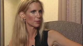 Ann Coulter on writing her first book