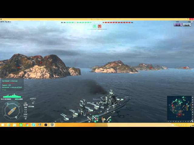 World of Warships Road to Montana! Episode 5