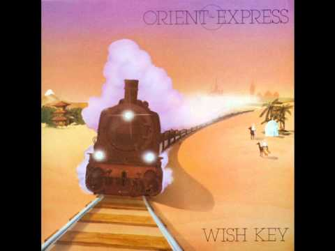 WISH KEY - Orient Express (Instrumental B-Side) (1983)