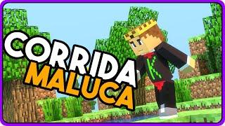 Minecraft PE: MINIGAME DA CORRIDA MALUCA! [MAPA]