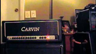 Carvin sx-200.AVI and Gibson Les Paul Special