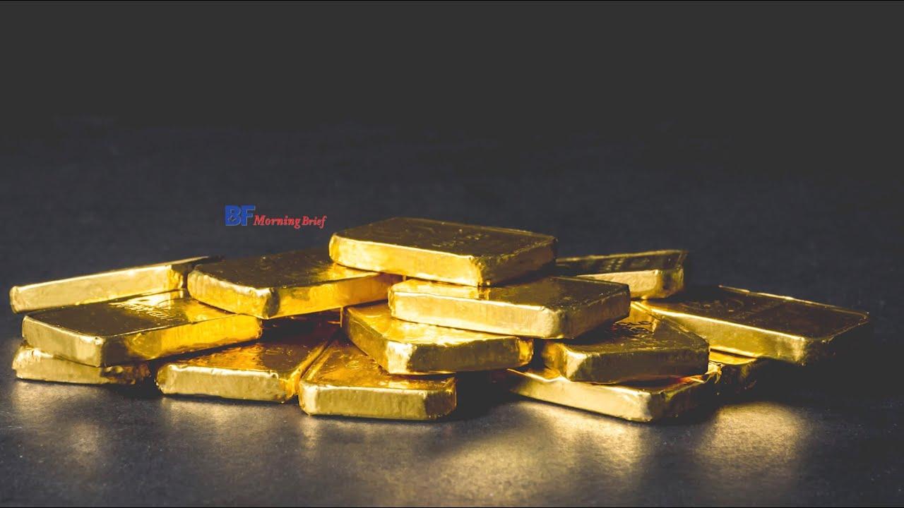 ทองคำกลับมาทำราคาคึกคักอีกครั้ง พุ่งทะลุ 1,800 ดอลลาร์สหรัฐต่อออนซ์