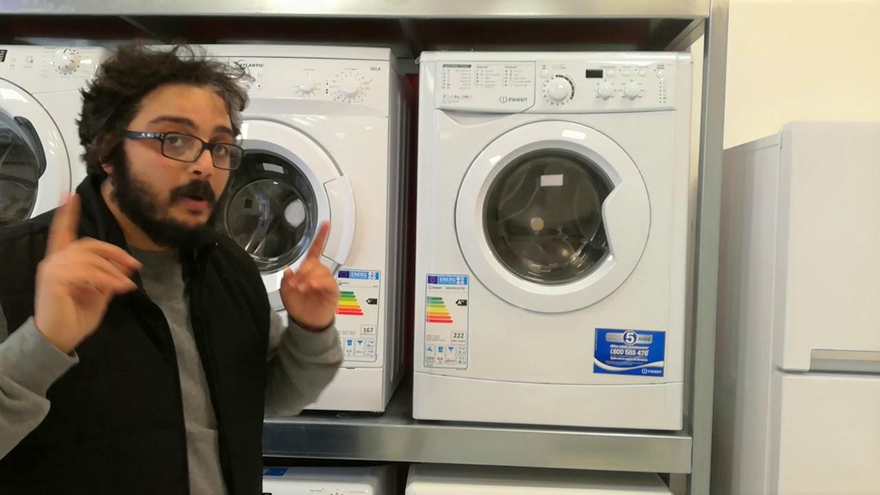 indesit ewd 81252 w it m lavatrice 8 kg a in offerta da