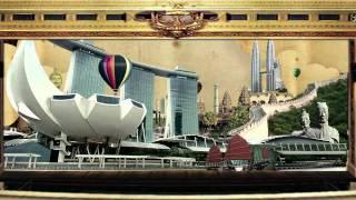 رحلات طيران الفنادق والجولات - إنشاء الخاصة بك عطلة الحلم - تايلاند (الجبهة الوسم)