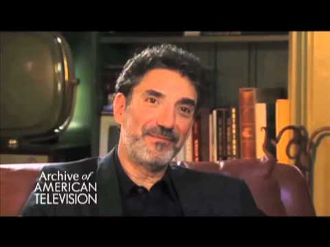 Chuck Lorre on working with Roseanne Barr - EMMYTVLEGENDS.ORG