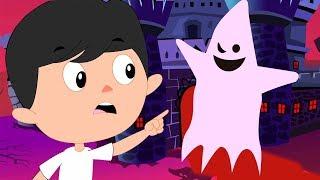 É Halloween noite  músicas felizes de halloween  rima de berçário  Hello Its Halloween  Kids Songs