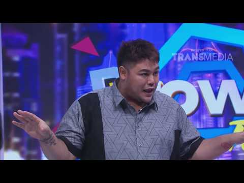 BROWNIS TONIGHT - Asli Ngakak !! Billy Bawa Pasangannya (16/4/18) Part 2