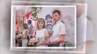 Фото слайды - регистрация в Ленинском ЗАГСе