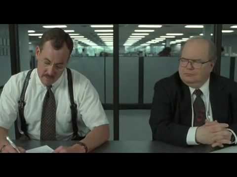 Office Space   The Two Bobs   Michael Bolton   YouTube