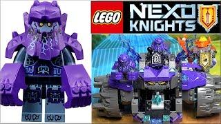 LEGO Nexo Knights 70350 Три Брата Обзор новинки Лего Нексо Найтс 3 сезон