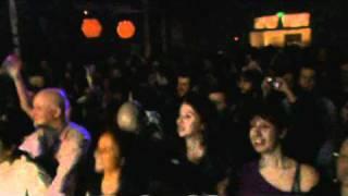 CHERRY POPPIN' DADDIES - Irish Whiskey - Live in Sofia - January 2011