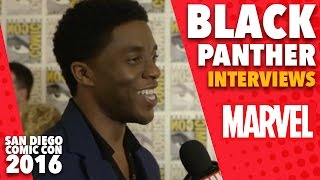 Black Panther from Hall H at San Diego Comic-Con 2016