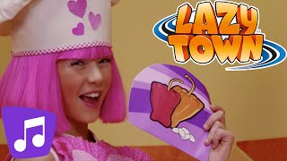 Lazy Town  Recipe for Energy Music Video