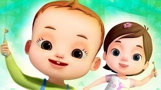 Brushing Song (Single)   Baby Ronnie Rhymes   Nursery Rhymes & Kids Songs   Good Habits For Children