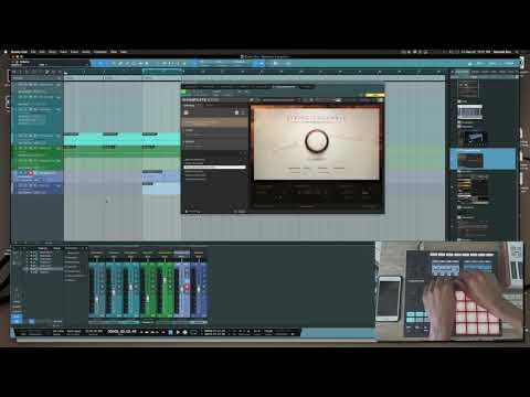 Control Studio One With Maschine MK3