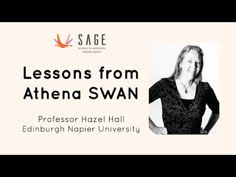 Equity & Diversity in Science: Lessons from Athena SWAN