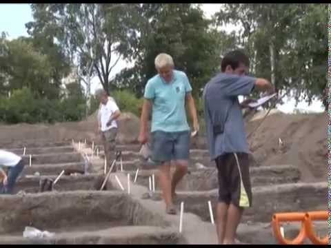 Белгородские археологи раскрыли тайну кладбища, обнаруженного при раскопках в Валуйках