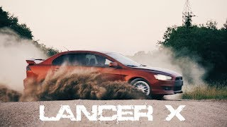 Lancer X - ice and flame