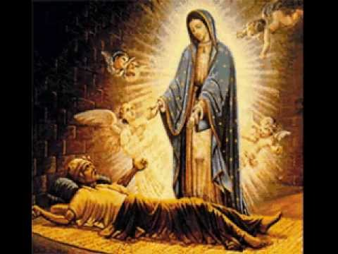 Is the Virgin Mary Fake or Real?
