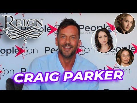1 Actor, 1 Word : Craig Parker  Reign