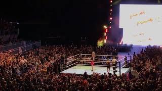 Ronda Rousey UK WWE Debut! 29.08.18