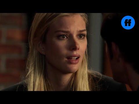 Stitchers 2x10 Clip: Camsten Kiss