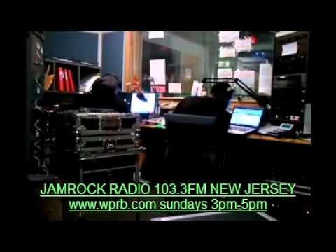 JAMROCK RADIO 103.3FM NEW JERSEY sundays 3pm-5pm
