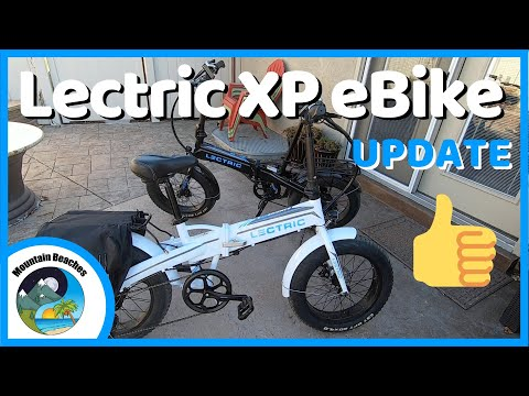 Lectric XP Fat Tire 28MPH eBike Review | Two Month e-Bike Update