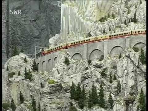 Alpenglühen im Wunderland