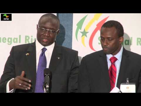 SENEGAL - FORUM - CONFERENCE DE PRESSE