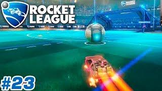 Trivela I Rocket League Türkçe Multiplayer I 23. Bölüm