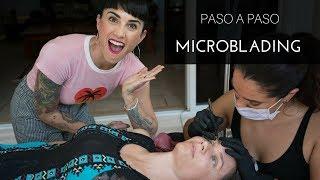 Microblading de ceja
