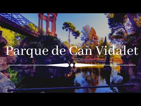 Download EL Parque de Can Vidalet, Esplugues de Llobregat 4K 2020 BARCELONA 🇪🇸