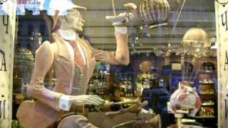 велосипедист-видео(Kinetic Sculpture автор В. Григорьев., 2008-12-20T02:20:56.000Z)