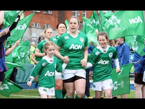 Irish Rugby TV Live: Ireland Women V Scotland Women