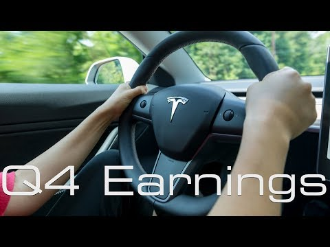 Tesla Q4 2018 Earnings : Here's All You Need To Know