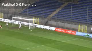 SV Waldhof Mannheim 07 vs. FSV Frankfurt II