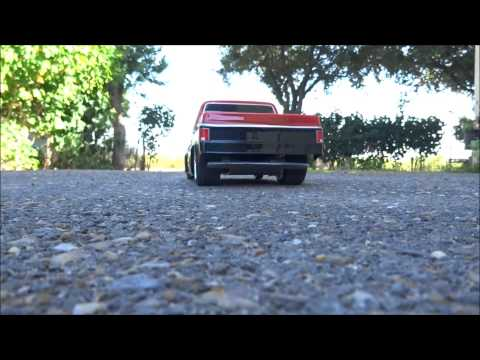 Black Widow RC Drag Truck C-10