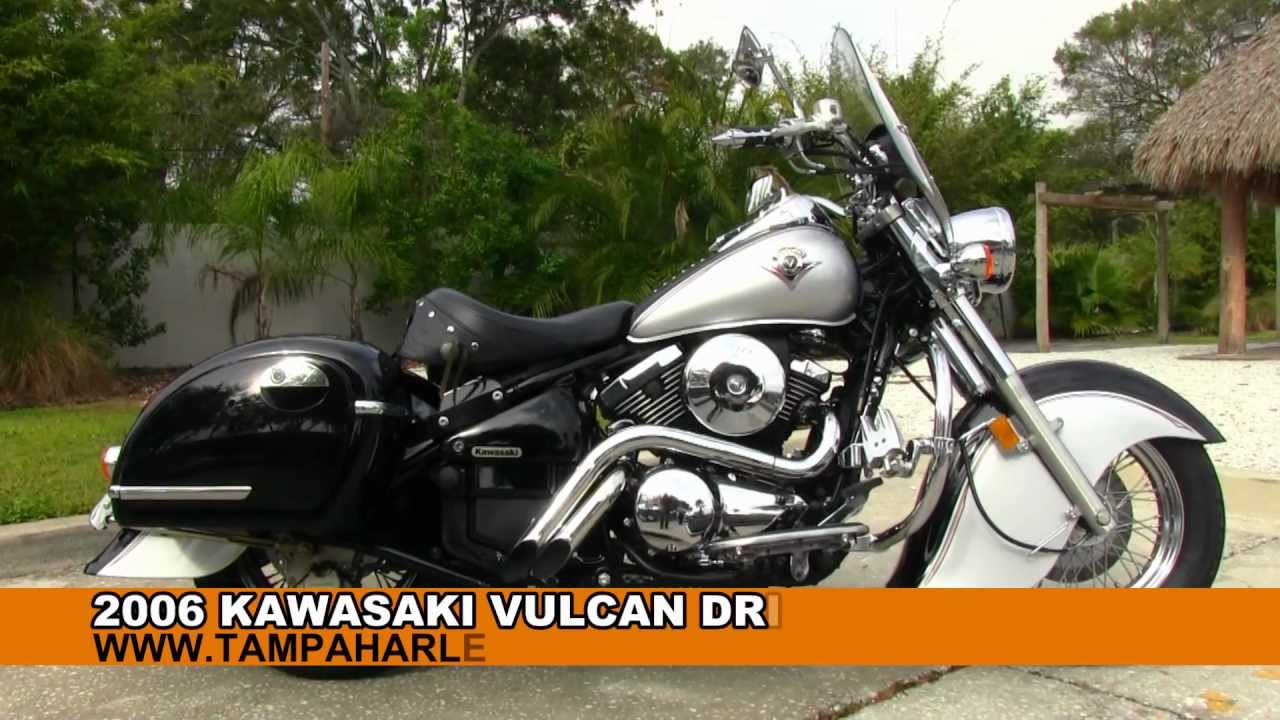 Used 2006 Kawasaki Vulcan 800 Drifter For Sale Tampa Orlando