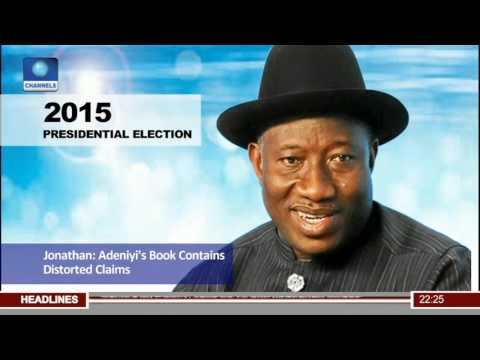 News@10: Britain Denies Conspiracy Against Jonathan During 2015 Election 29/04/17 Pt.2