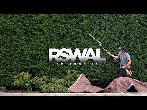 Hedge Trimming The Large Cyprus! | RSWAL Ep. 38