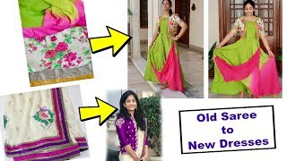 How I Converted & Used My Old Sarees for My Brother-in-law