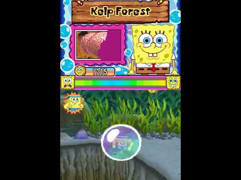 SpongeBob's Truth or Square (NDS) - Part 10