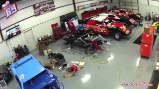 Building A Beast-A Week Inside 89 Motorsports Time-Lapse Video