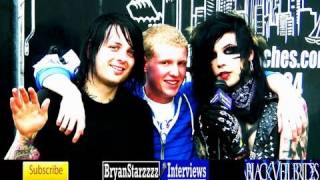 Black Veil Brides Interview #2 Andy Biersack & Matt Good UNCUT 2011