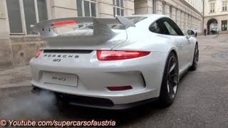 2014 Porsche 911 GT3 - Start Up, Sound and more