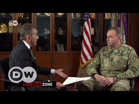 'When the US is serious about something we put soldiers on it' | DW English