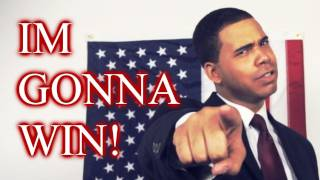Barack Obama - IM GONNA WIN! (I